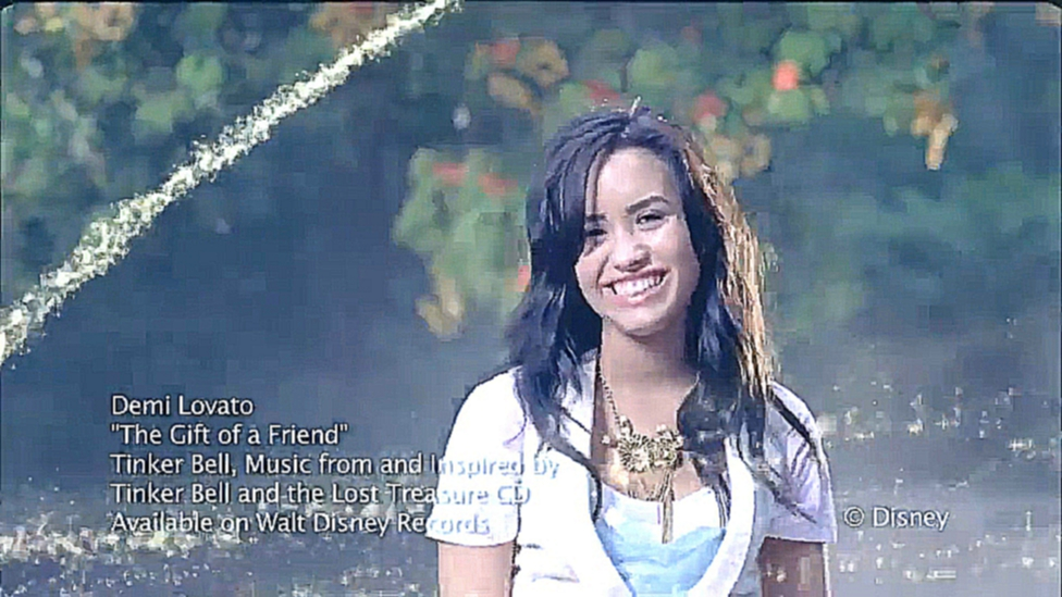 Demi Lovato - Gift Of A Friend - Official Music Video HD 720