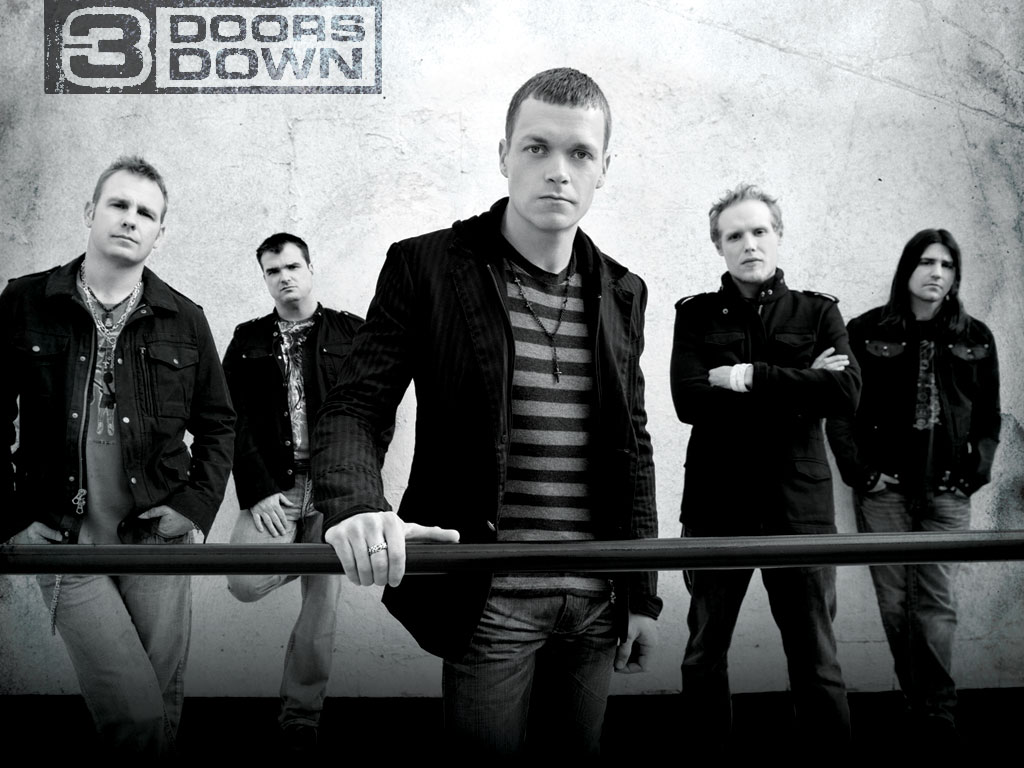 Kryptonite(1) - 3 Doors Down