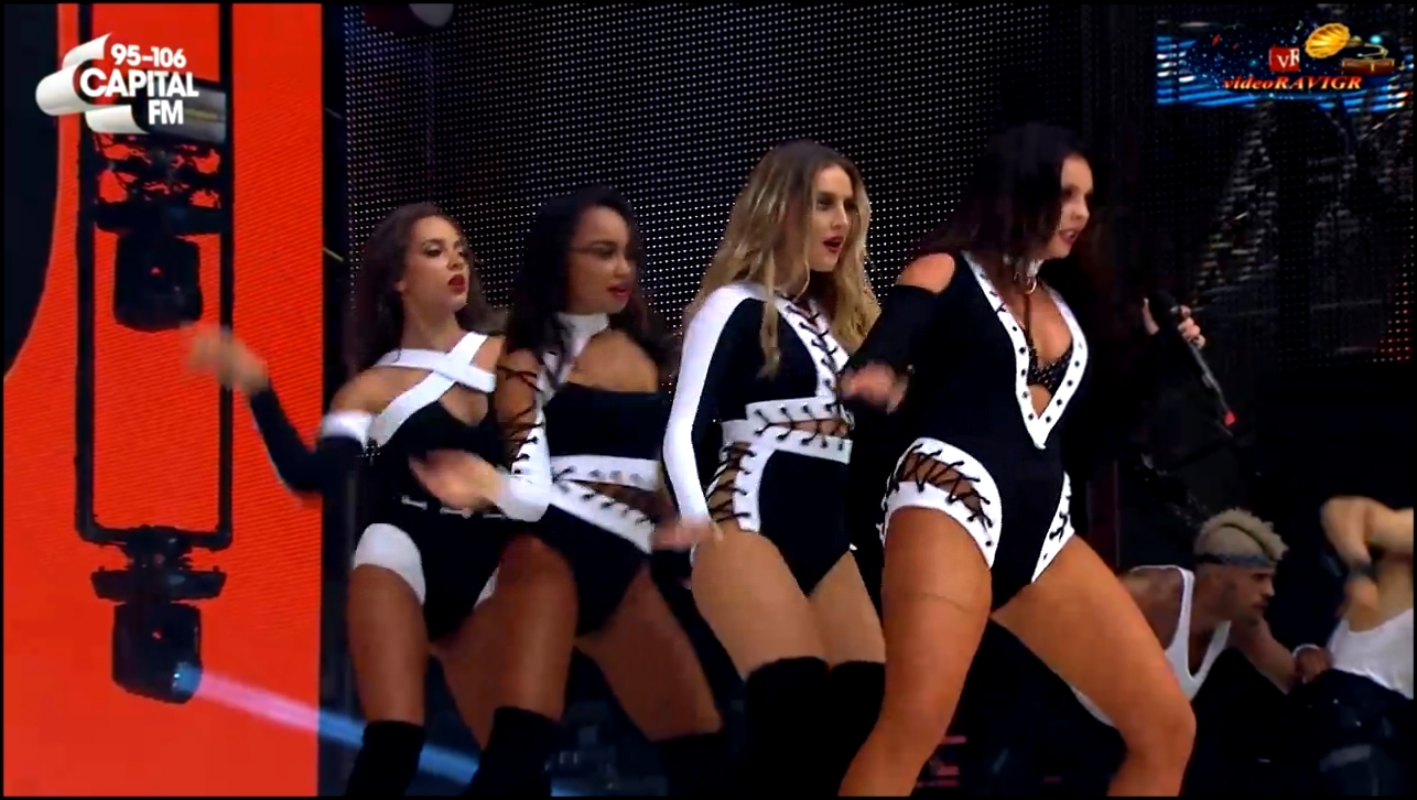 Little Mix - Hair. Live At The Summertime Ball 2016, 11.06.16
