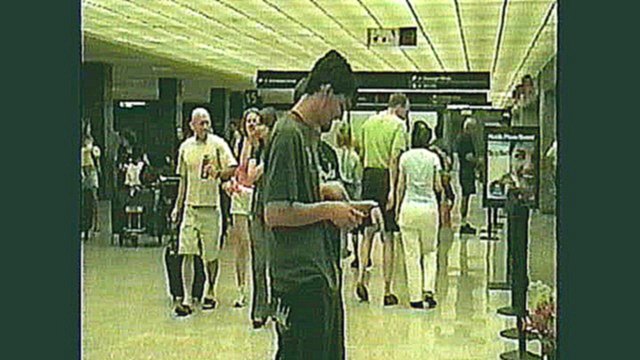 Masha Goes To USA