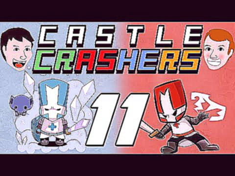 Castle Crashers: Desert Monsters - Part 11 - J&S Games