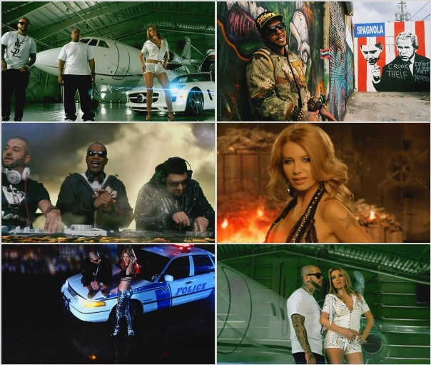 Timati ft Timbaland & Grooya & La La Land - Not All About The Money - Трэки Европа Плюс Live 2012