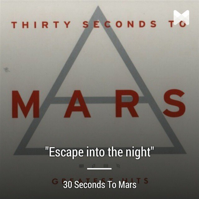 Oblivion - 30 Seconds to Mars