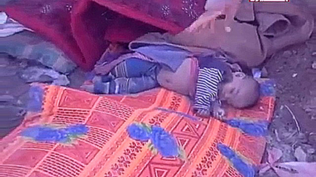 1st Dec 2015,family of 7, inc 3 women and 4 children, buried in their home by Saudi airstrike 18+