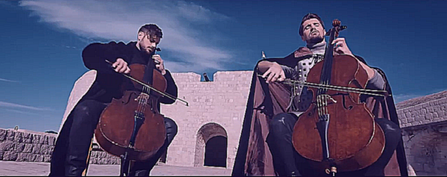 2CELLOS Luka Sulic and Stjepan Hauser Game of Thrones \Игра Престолов  [OFFICIAL VIDEO]