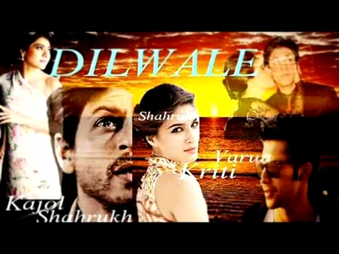 Dilwale(2015) Full Movie 720p WEB Rip Print Download