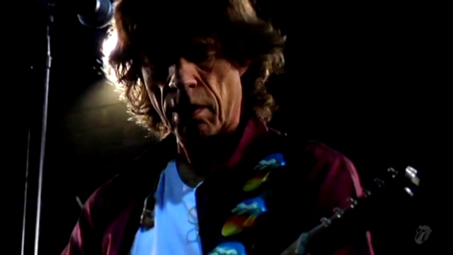 Видеоролик к песне The Rolling Stones-Laugh, I Nearly Died - Репетиция The Rolling Stones