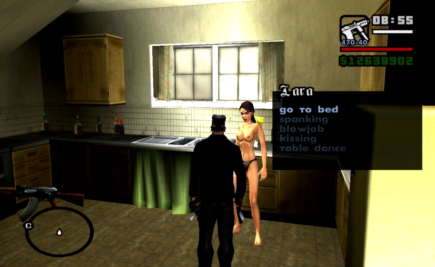 Cheat code of fucking girl in gta  naked film