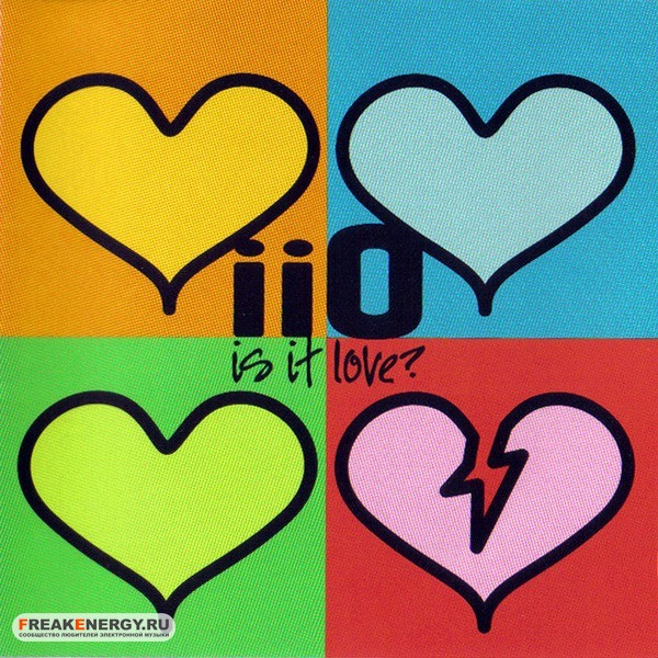 Is It Love - Lio