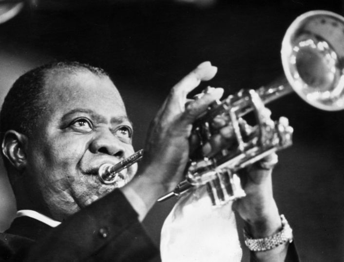 I will wait for you - Louis Armstrong