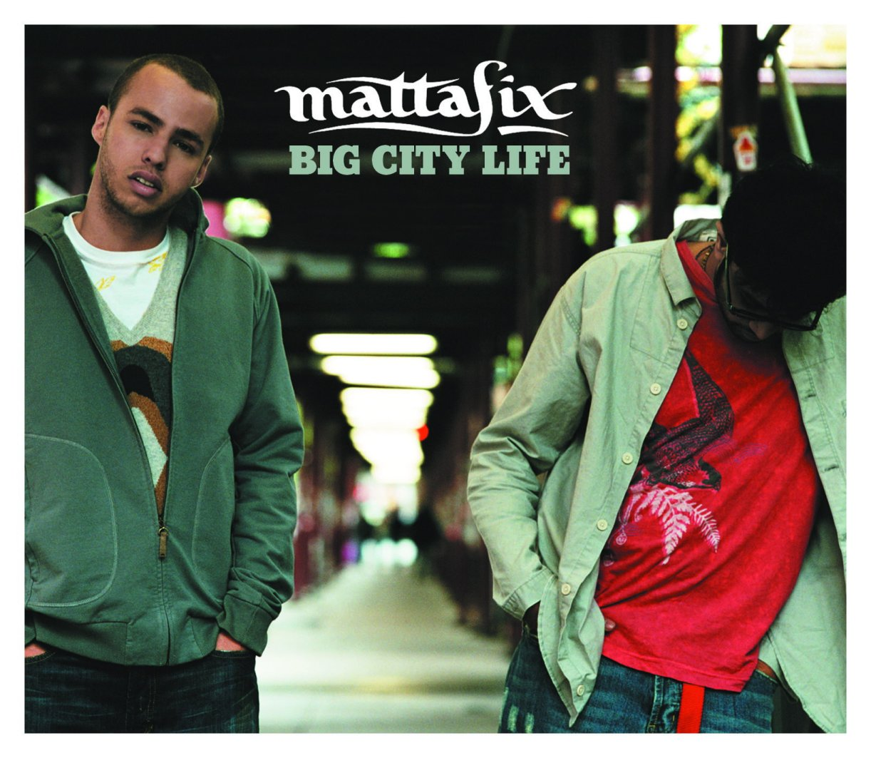 Big City Life - Mattafix