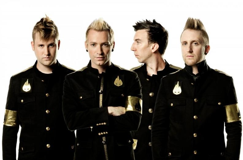 Courtesy Call - Thousand Foot Krutch.